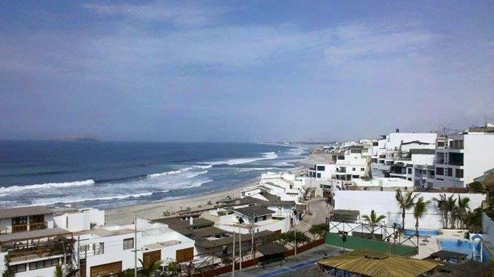 Departamento Completo Vista al Mar 4to Piso, holiday rental in Lurin