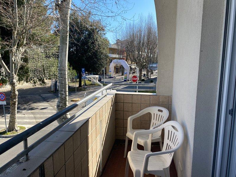 Appartamento in centro a Bellaria, vacation rental in Savignano sul Rubicone