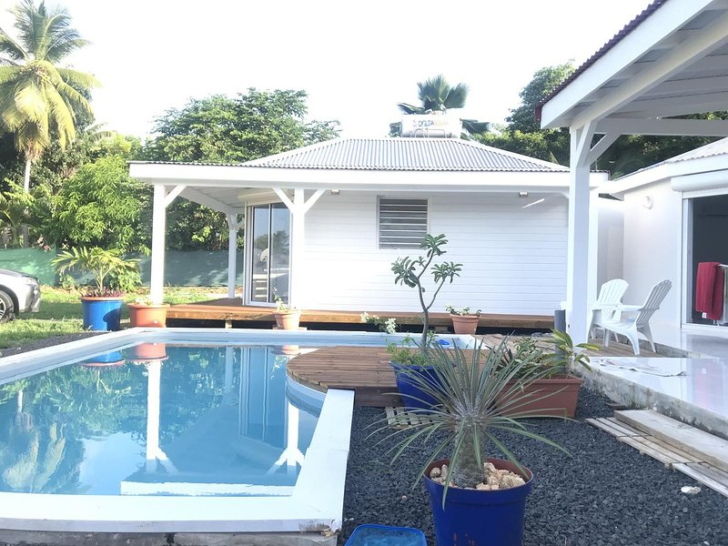 Amazing villa with swimming-pool, vacation rental in Gros Cap