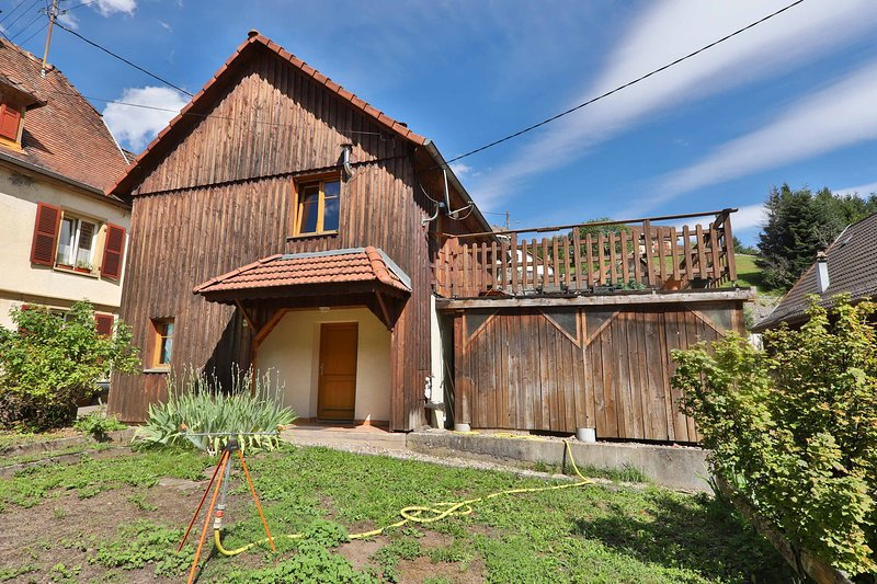 Le Chalet du Tanet, vacation rental in Soultzeren