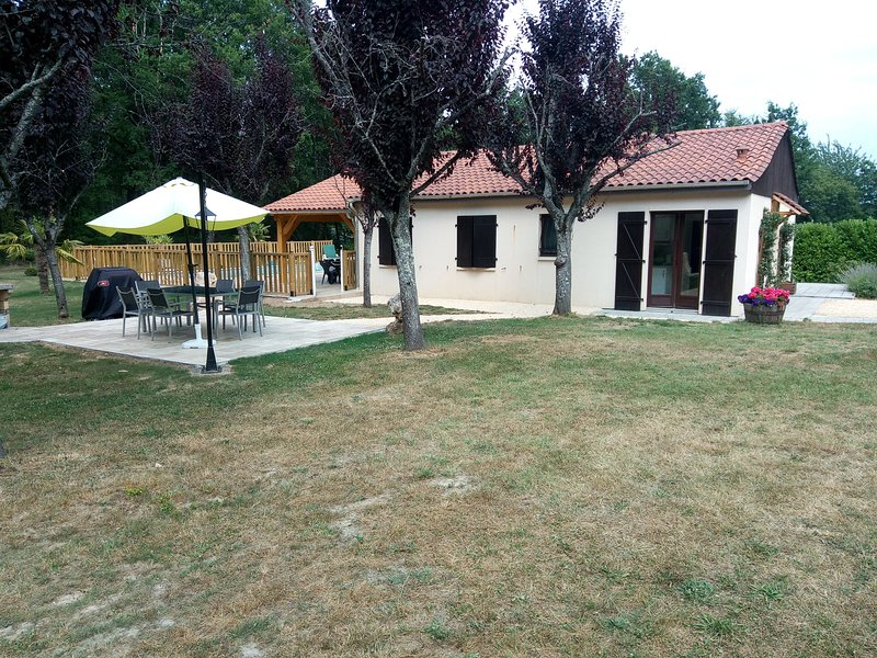 les Pruniers de la cipière, holiday rental in Sergeac