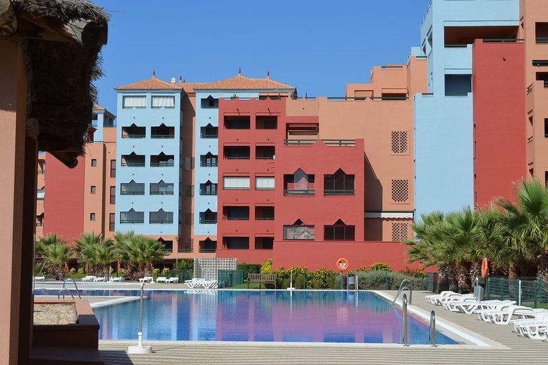 LAS PALMERAS 20, holiday rental in Punta del Moral