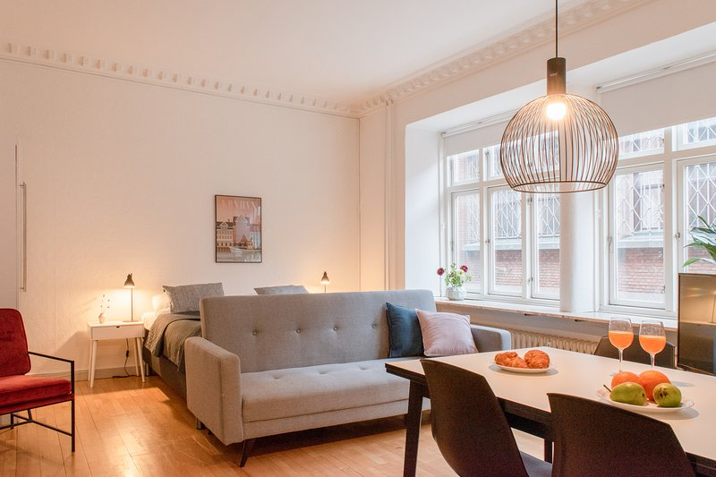 Cosy Apartment in the heart of Arhus, casa vacanza a Harlev