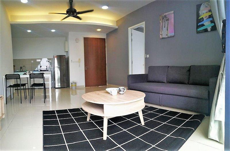 ❤️ Seaview | 2R2B | 6pax Family ❤️, vacation rental in Seberang Jaya