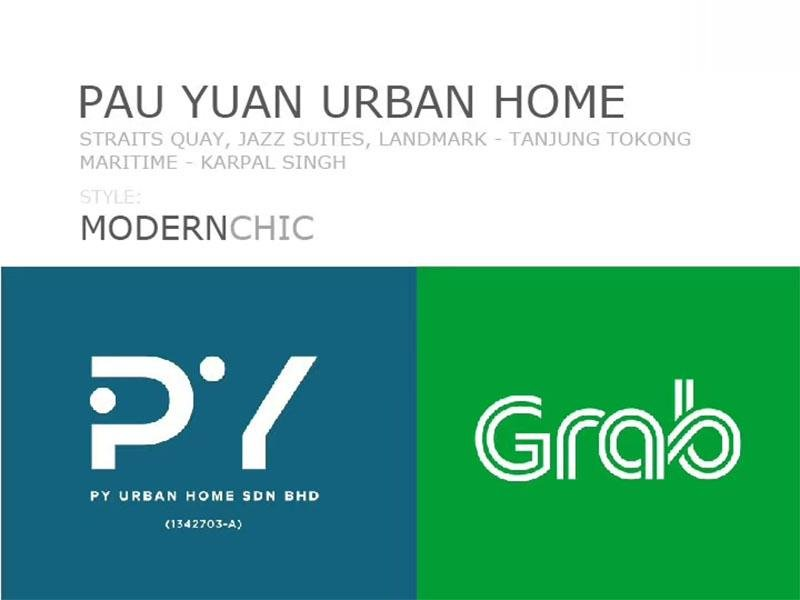 Collaborazioni di PY Urban Home con Grab.