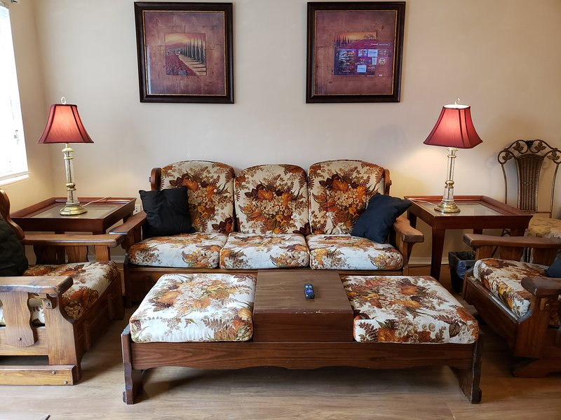 Affordable, convenient and private family space, alquiler de vacaciones en Altamonte Springs