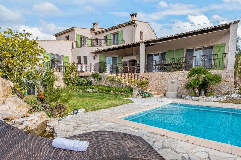 VILLA BELLET, vacation rental in Colomars