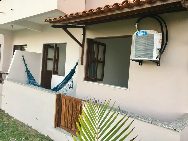 Apartamento em praia de Guaibim, location de vacances à Jaguaripe
