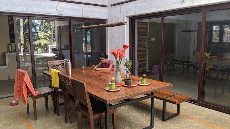 Villa Utopia, vacation rental in Raigad District