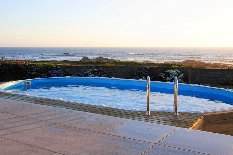 Mougas Villa Sleeps 7 with Pool - 5829183, holiday rental in Viladesuso