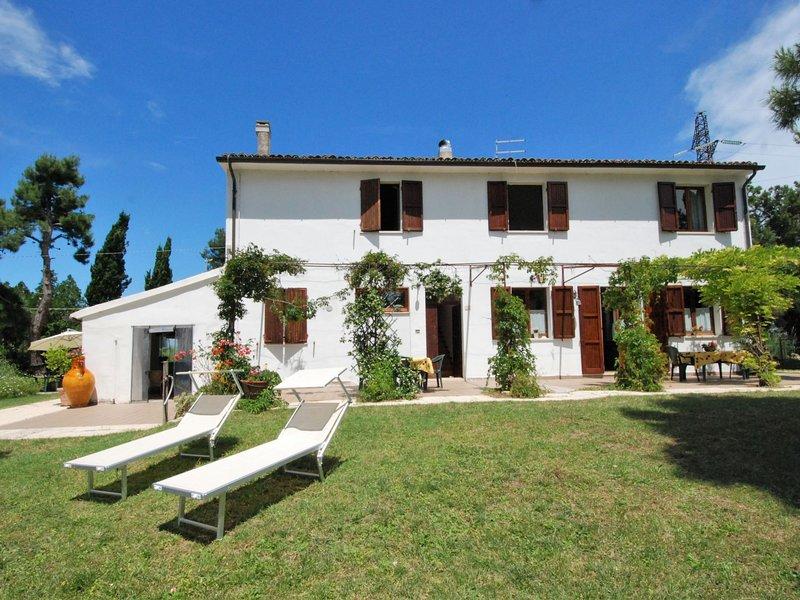 Filipponi, holiday rental in Polverigi