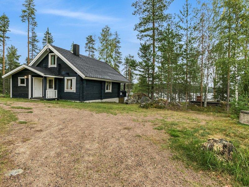 Kalliokoto, holiday rental in Puumala