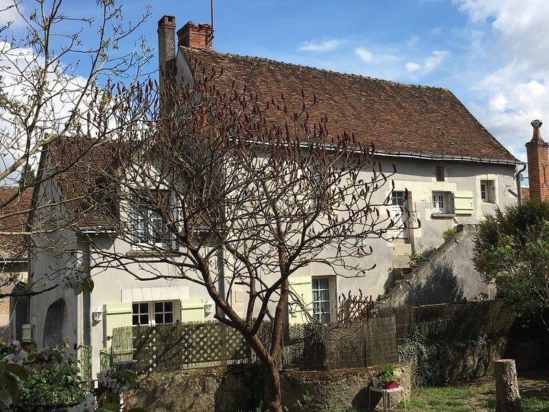 Gîte de  l'Amandier - Chenonceaux - Zoo de Beauval - Château de la Loire, alquiler vacacional en La Croix-en-Touraine