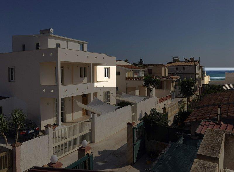 Casa Vacanze Ellumara 02, holiday rental in Granelli