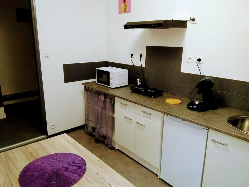Nice studio in Tulle & Wifi, holiday rental in Gros-Chastang
