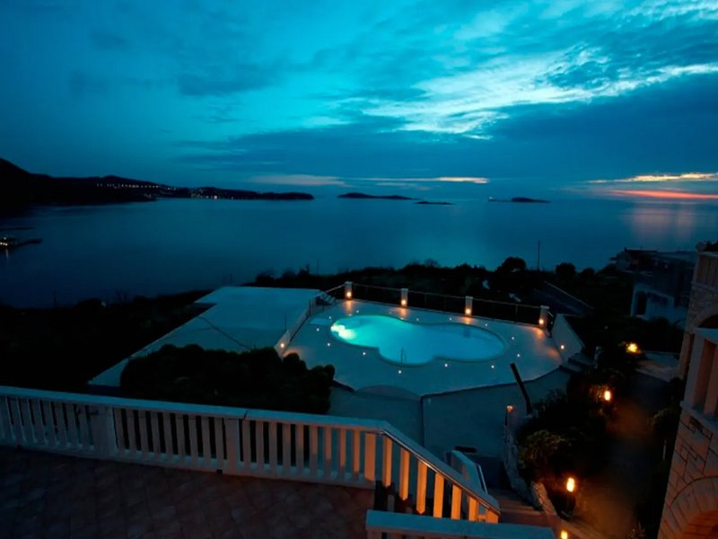 Apartment Blue Chill - One-Bedroom Apartment, holiday rental in Soline