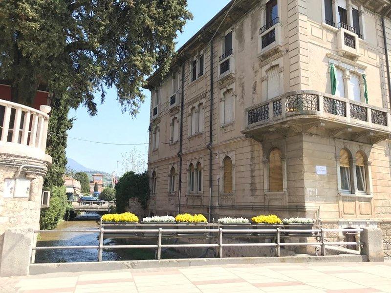 Palazzo al Fiume, holiday rental in Garda