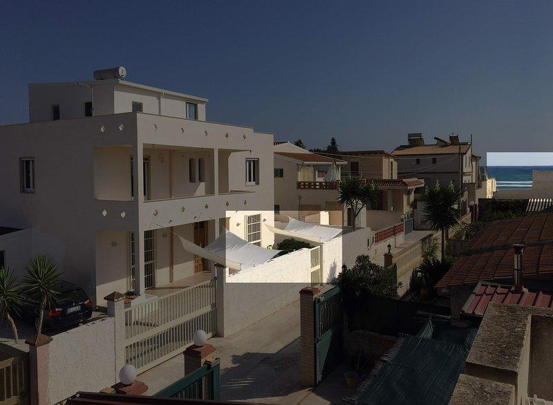 casa vaanze Ellumara 04, holiday rental in Granelli