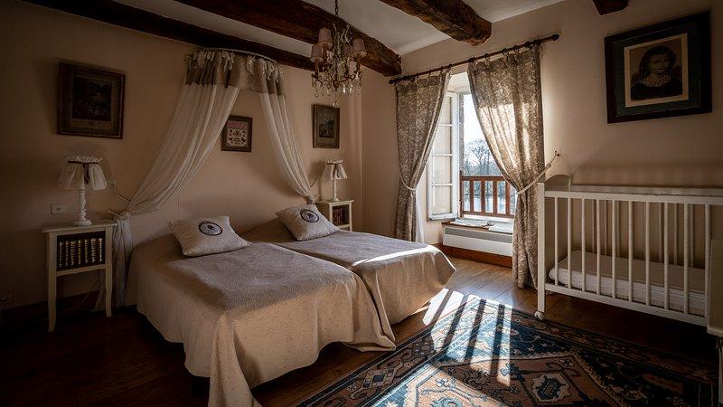 leplessixmeen Manor ' VAUJOYEUX'  128177, holiday rental in Saint-Denoual