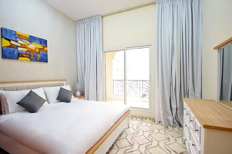 1 Br With Parking Dubai Silicon Oasis Has Balcony And Terrace Updated 2021 Tripadvisor Dubai Vacation Rental