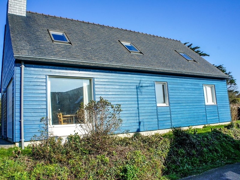 Maison bleue, vacation rental in Morgat
