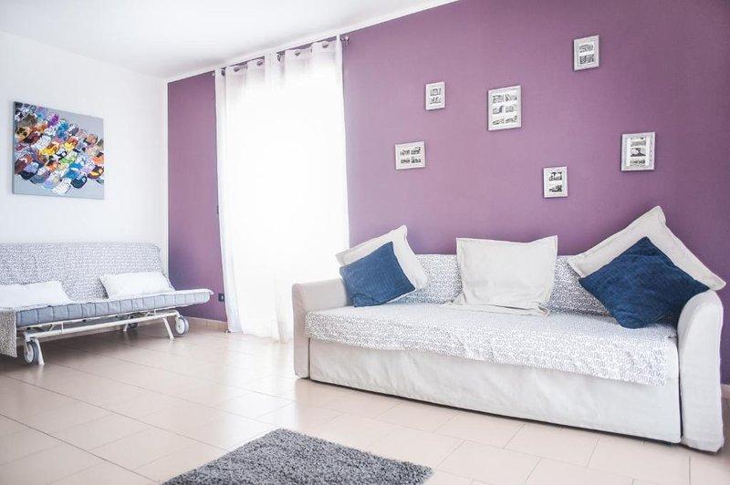 Amazing apartment with shared pool, alquiler vacacional en San Giuseppe Vesuviano