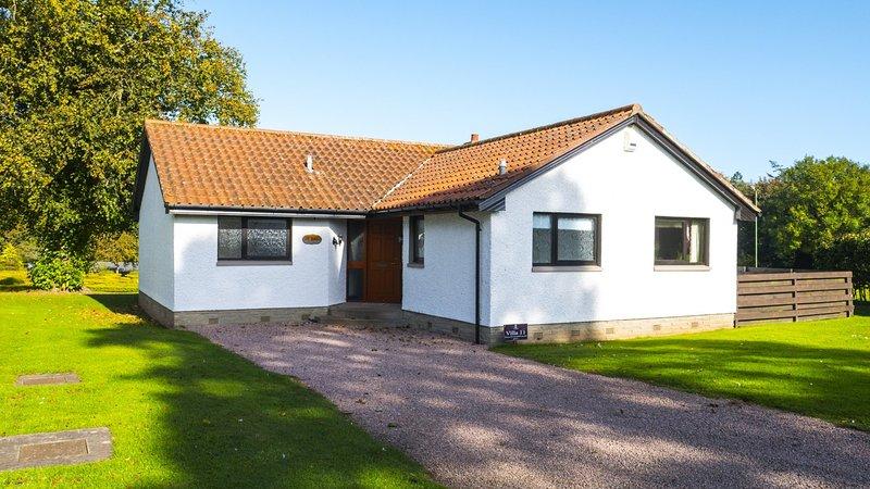 No. 11 Kilconquhar Castle Estate, with Leisure Club Access, holiday rental in Kilconquhar