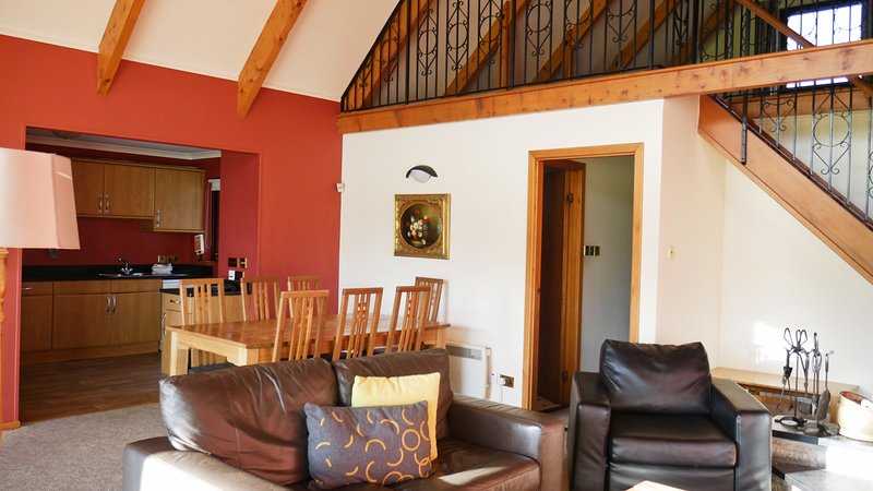No. 10, Kilconquhar Castle Estate, with Leisure Club Access, holiday rental in Lundin Links