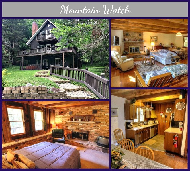 Mountain Watch, Ferienwohnung in Little Valley