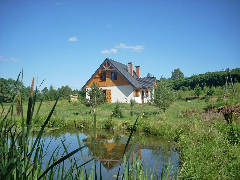 Siedlisko Gaj, aluguéis de temporada em Kazimierz Dolny