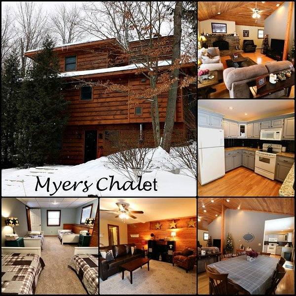 Myers Chalet, holiday rental in Bradford