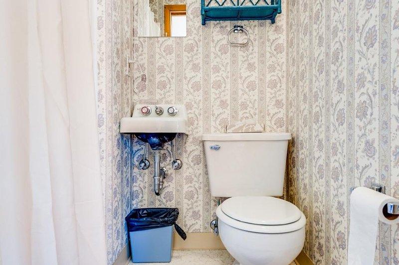 Servizi igienici, interni, bagno, camera, decorazioni per la casa