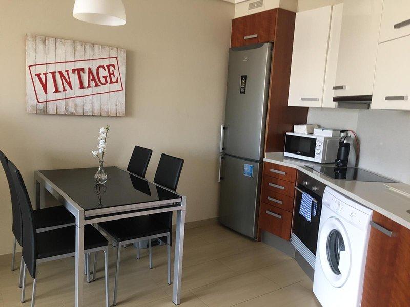 Tejita's Apartment, holiday rental in La Tejita