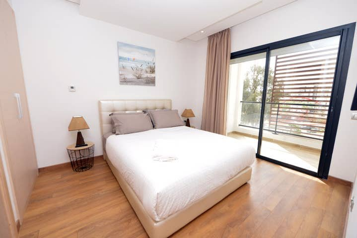 3057. RABAT 3 MOROCCO - HAY RIAD BUSINESS DISTRICT - PRESTIGIA, holiday rental in Rabat