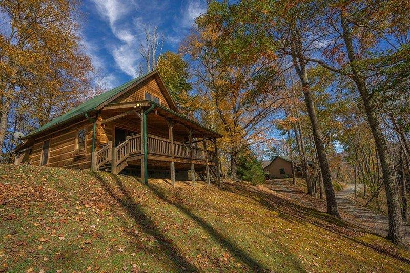 Secluded yet close to everything!, alquiler de vacaciones en Boone