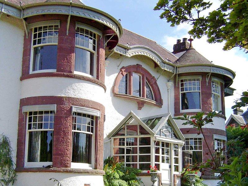 Dunvarlich House, alquiler vacacional en Strath Tummel