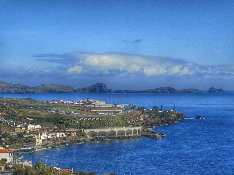 Sea View Andrade, holiday rental in Santa Cruz