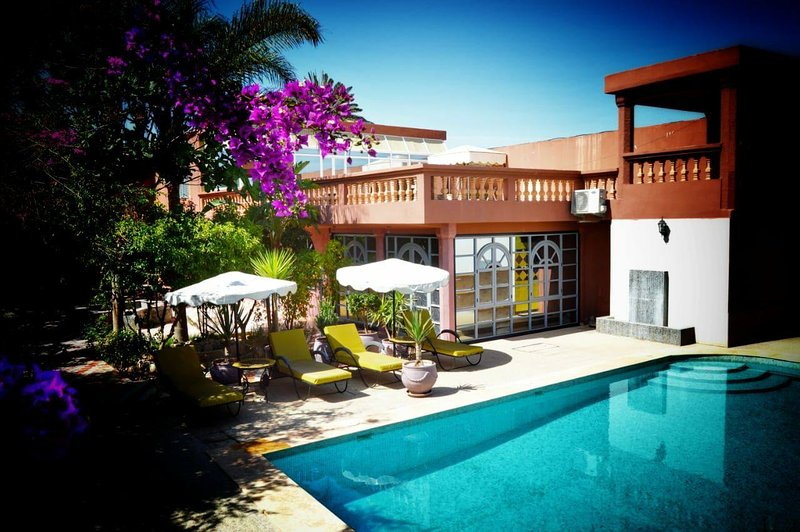 suite luxe royale, vacation rental in Ait Iaaza