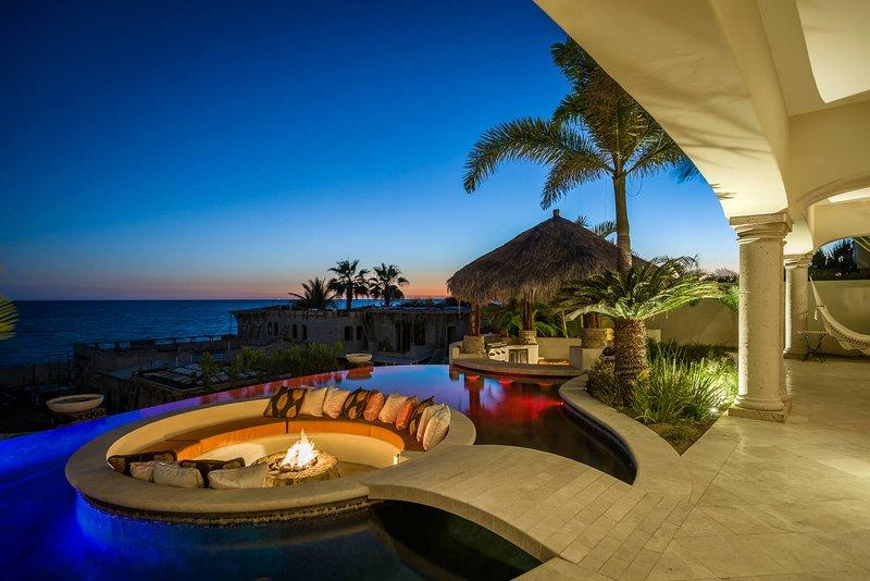 Villa Sandcastle, holiday rental in Animas Bajas