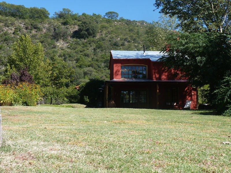 Las Lomas, Casa de Campo, aluguéis de temporada em Villa Cura Brochero