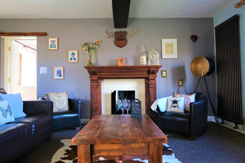 The Old Flour Mill, vacation rental in Bovey Tracey