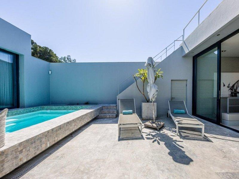 Loader Villa, holiday rental in Green Point