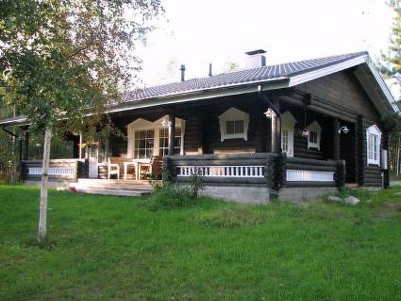 Villa mertala, casa vacanza a Saarijärvi