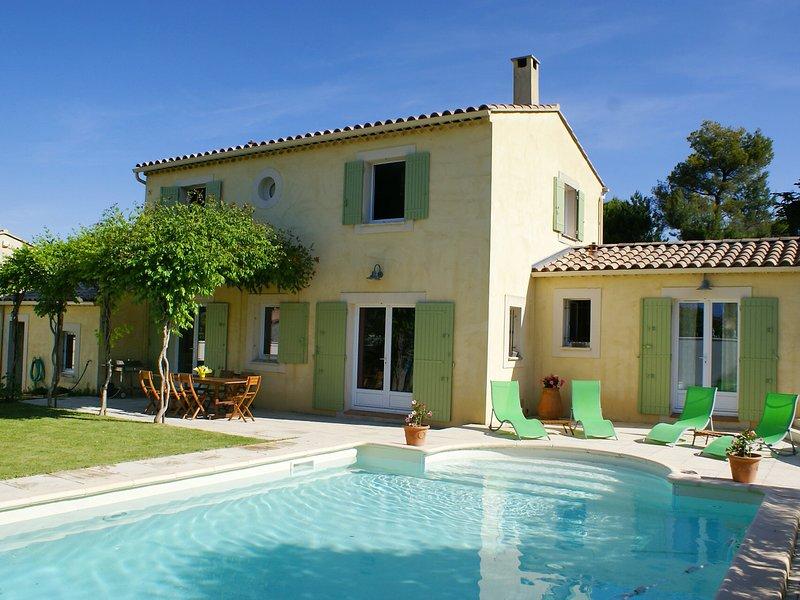 Clos Saint Joseph, holiday rental in Lagnes