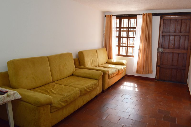 Private room located in the tourist sector near the center, holiday rental in Tunja