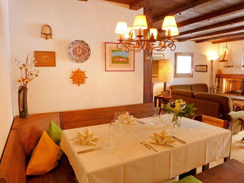 Chesa Arlas Surlej, holiday rental in Silvaplana