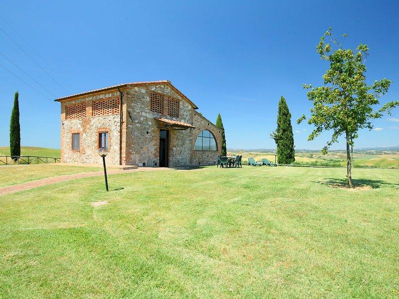 Capanna, casa vacanza a Taverne d'Arbia