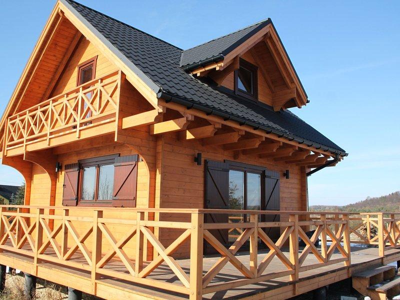 Na Dworosku, holiday rental in Cisowa