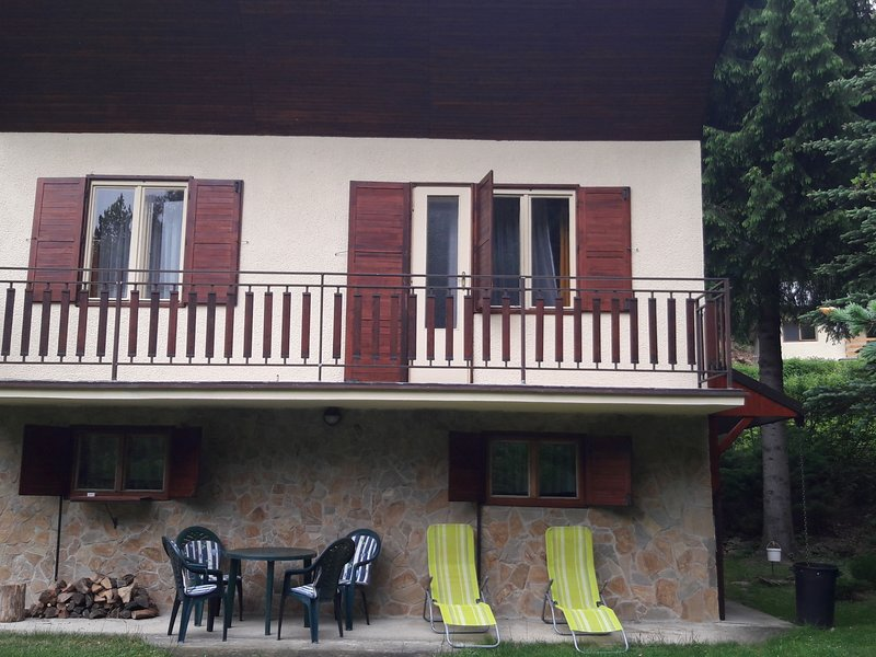 Baracka, holiday rental in Trencin Region