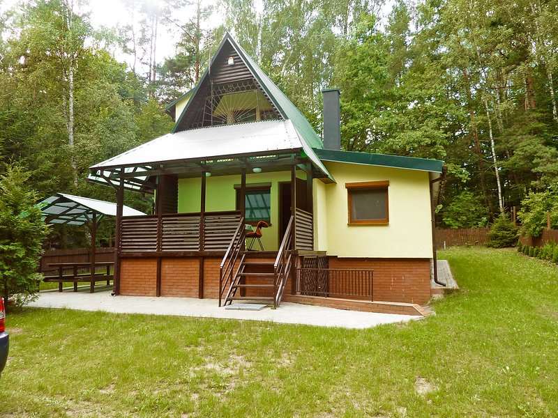Gulbity, holiday rental in Kretowiny